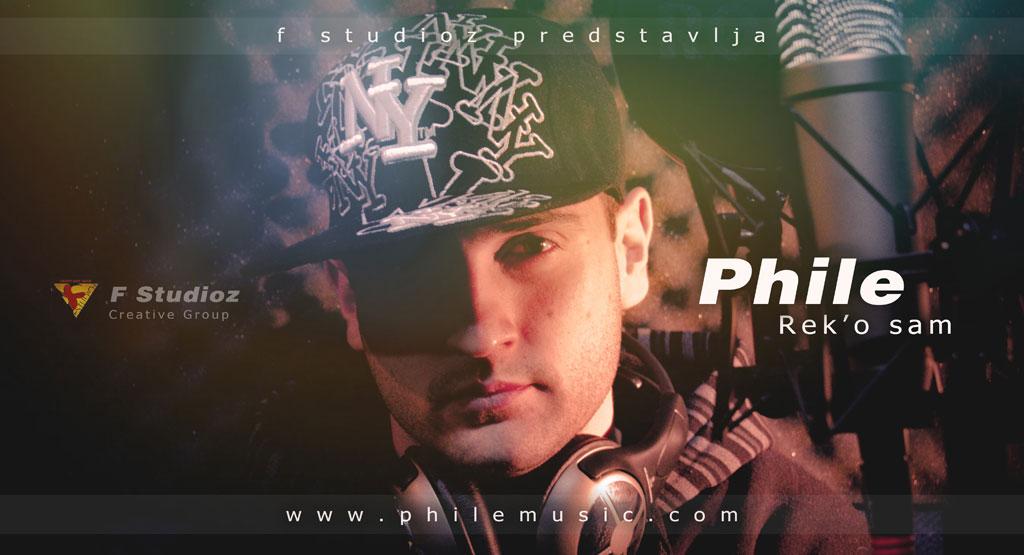 Phile - Reko sam